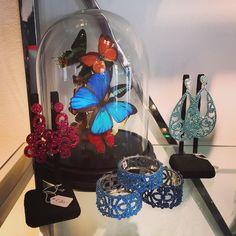 #Fashion #Bijoux & wonderful #butterflies Fancy, Snow Globes, Butterflies, Design, Instagram, Home Decor, Fashion, Schmuck, Moda