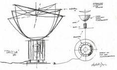 Achille Castiglioni - Taccia Table lamp, 1958