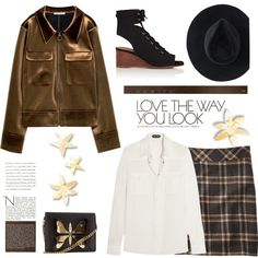 Love the Way You Look by pattykake on Polyvore featuring Tom Ford, Chloé, Gucci…