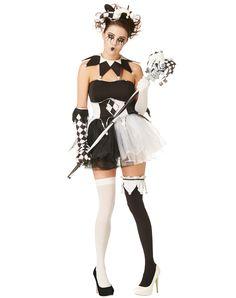 40Twisted Jester Adult Womens Costume – Spirit Halloween