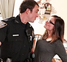 Hard dating a cop
