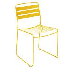 Chaise empilable FERMOB Surprising, couleur au choix