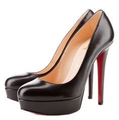 christian louboutin shoes on Pinterest | Red Leather, Christian ...