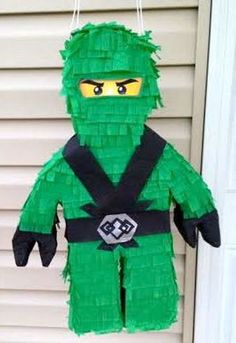 Make your pinata dreams come true with a custom handmade pinata from Pinatas Plus! All pinatas are made from recycled cardboard and made in the USA!!