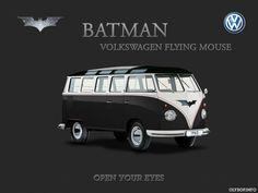 ..I am Batman and this is my van..