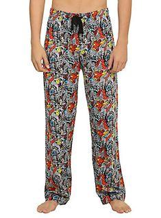 Marvel Spiderman Boys Long Pyjamas Kids Super Hero 2 Piece PJs Set Whoo Hoo Size