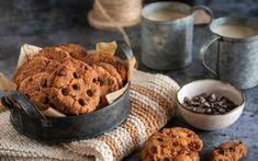 Bolachas de canela e maçã: deliciosas e saudáveis - Made by Choices Pot Pasta, Quinoa, Cereal, Muffin, Cooking, Tofu, Breakfast, Healthy, Cake