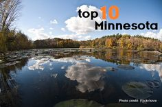 Top 10 Things to do in Minnesota With Kids - The land of a thousand lakes has a lot of fun in it. I loved the Renaissance Fairs as a kid! Trekaroo.com/blog