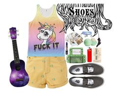 """""""What does this rag smell like?"""" by mimi-walko ❤ liked on Polyvore featuring Vans, Chronicle Books, Eos, Bling Jewelry and BackToSchool"""