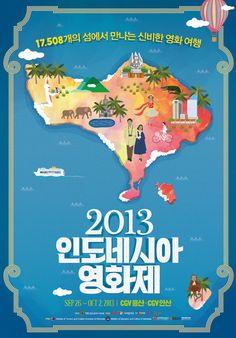 2013 인도네시아영화제 _ Indonesia Film Festival 2013 - - P Y G M A L I O N -