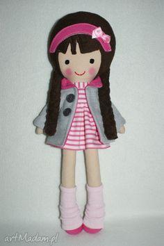 • nietuzinkowe lalki, dla dziecka - laleczka anna