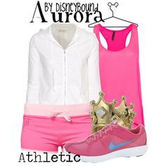 Athletic Aurora!!! I might start exercising just so I have a reason to wear this!!!