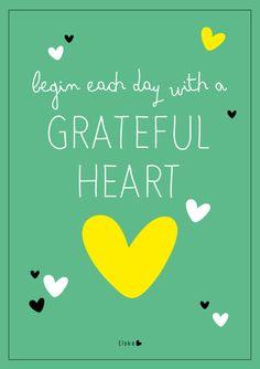 Grateful heart | Elske | www.elskeleenstra.nl