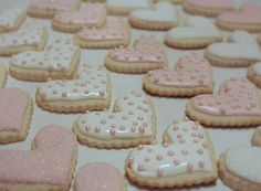 Fancy Iced cookies...the easy way
