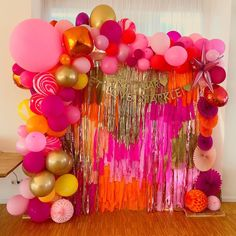 Balloonart by let love sparkle GmbH, Party Box, Party Kulissen, Party Time, Casino Party, Party Ideas, Mermaid Party Decorations, Balloon Decorations, Birthday Decorations, Streamer Backdrop