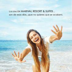 Días en Marival Resort & Suites.