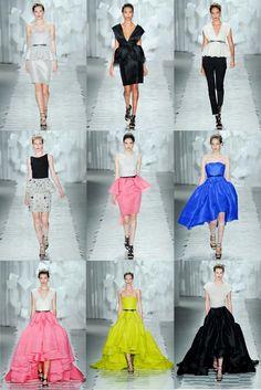 New York Fashion Week: Jason Wu RTW S/S 2012