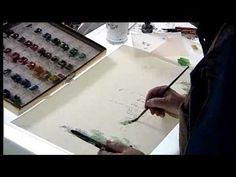 Children's book illustrator, Quentin Blake, talks about color and emotion in his work.