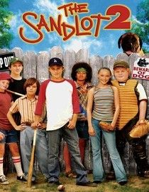 The SandLot 2 (2005)...Ten years after a quirky group of boys first gathered in the titular sandlot to play America's favorite pastime, a new generation of baseball enthusiasts has formed -- and this time, they've even agreed to let three girls join the team! Things go well for the young players until a run-in with menacing neighbor Mr. Mertle and his ferocious dog threatens to ruin their summer fun.  Cast: James Earl Jones, Cole Evan Weiss, Brett Kelly Family Comedies