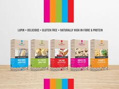 MY PROVINCIAL KITCHEN - Lupin Packaging Design Love Food, Packaging Design, Kitchen, Cooking, Kitchens, Design Packaging, Cuisine, Package Design, Cucina