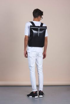 mark daavid – PURITAAN - fashion design, bagpack