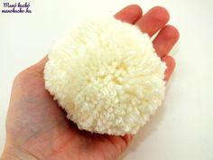 Fonal pom pom készítése - Manó kuckó New Art, Beauty, Line Art, Pom Pom Crafts, Rugs, Crafts, Cosmetology