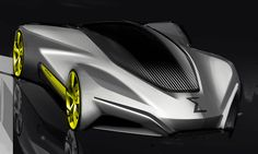 PININFARINA H2 SPEED, TECHNOLOGICAL PURITY - Auto&Design