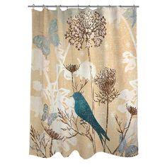 Thumbprintz Queen Annes III Shower Curtain