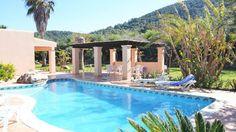 Villa in St Jose met zwembad