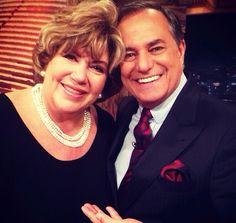 """Já já no """" Todo Seu""""com o Ronnie Von a apresentadora e jornalista Silvia Poppovic na Tv Gazeta!   #personalidadecaicodequeiroz  ---"""
