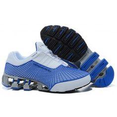 Nyeste Adidas porsche V6 Hvid Blå Herre Skobutik | Køligt Adidas porsche V6 Skobutik | Adidas Skobutik Til Salg | denmarksko.com