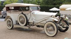 1914 Rolls Royce 40/50 HP Silver Ghost