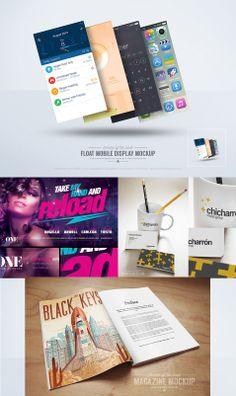 Kit Design Criatives 2 – Mockups [ Download ]