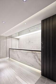 Bank Interior Design, Corporate Interior Design, Corporate Interiors, Hotel Interiors, Office Interiors, Lobby Reception, Reception Counter, Office Building Lobby, Lobby Interior