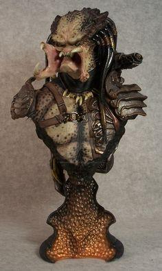 Perna Predator Bust