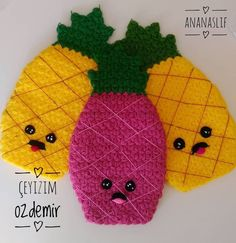Crochet Hats, Pot Holders, Cross Stitch Pictures, Dots, Cooking, Amigurumi, Knitting Hats