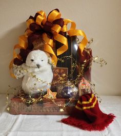 Look at this Harry Potter Easter Basket on #zulily today! | Wish ...