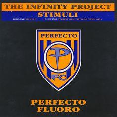 The Infinity Project – Stimuli (Perfecto) 1995 // Goa Trance