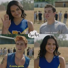 Riverdale Riverdale Memes, Riverdale Cast, Gossip Girl Quotes, Riverdale Cole Sprouse, Tumblr Couples, Archie Comics, Series Movies, Music Tv, Pretty Little Liars