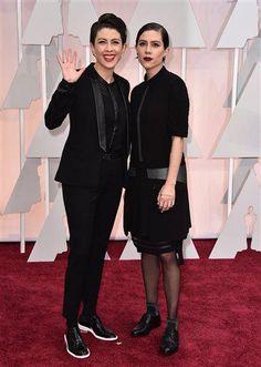 Oscars 2015: Tegan and Sara!