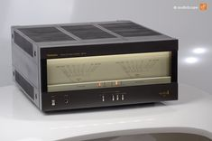 Technics SE-A3 Power Amplifier.. 37 KG! The Mother of all Technics Amplifiers, exept for the A1, that´s Grandmother.