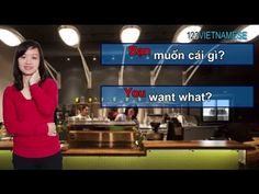 Lesson 2: How to order a coffee | Easy to learn Vietnamese language