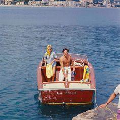 SCENE | The French Riviera, 1963.