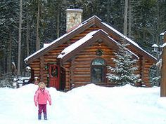 Winter will be here before we know it - do you know how to properly winterize your log cabin? Check out some tips here!