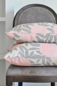 Caitlin Wilson Textiles - New Blush Fleur Chinoise
