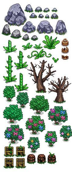 38 Ideas For Games Design Pixel Game Design, Web Design, Blog Design, Faire Du Pixel Art, Pixel Drawing, 2d Game Art, Pixel Animation, 8bit Art, Isometric Art