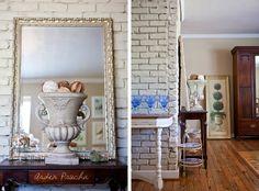 painted #brick wall