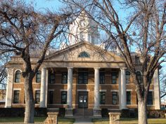 The Centerpiece Of Downtown Mason, Texas