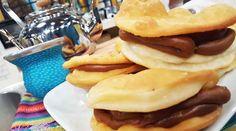Guisadillas de dulce de leche - Receta: Amancay Gaspar - Cocineros Argentinos