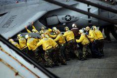 flight deck crew